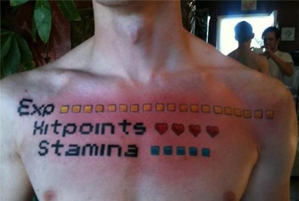 Games Tattoos (1)
