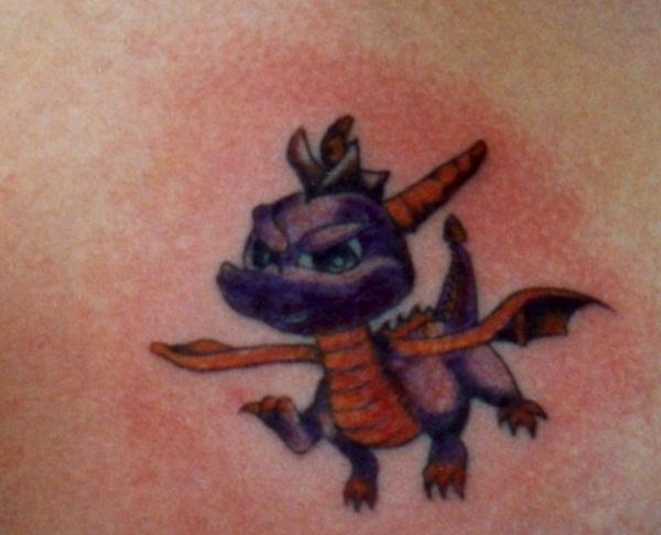 Games Tattoos (12)