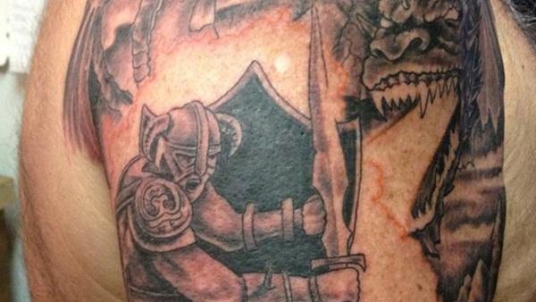 Games Tattoos (20)