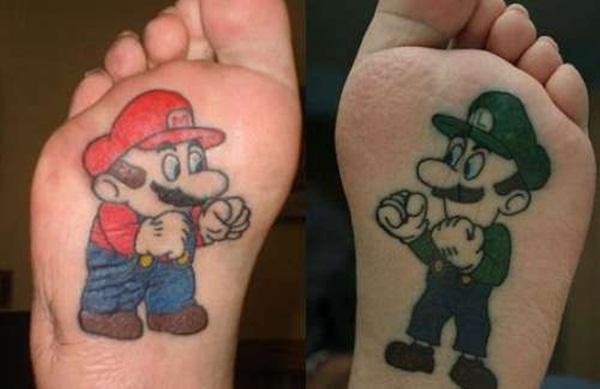 Games Tattoos (32)