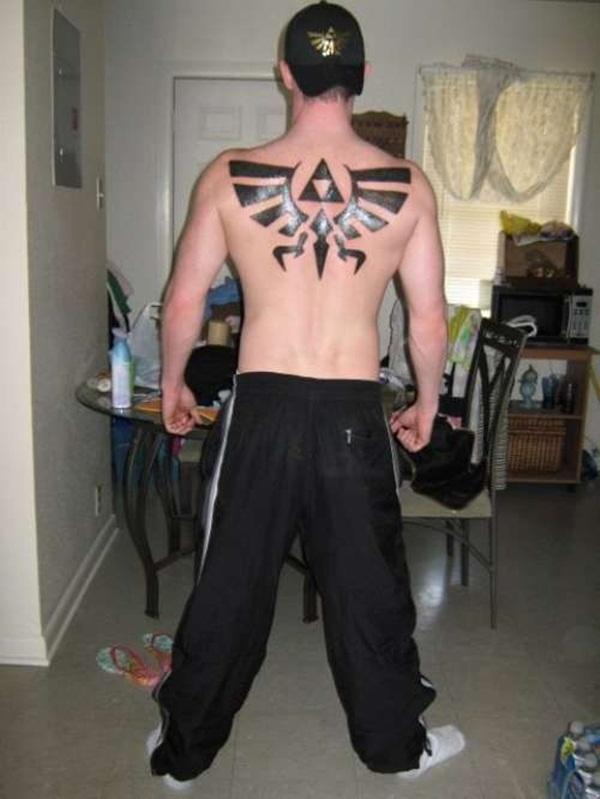 Games Tattoos (34)