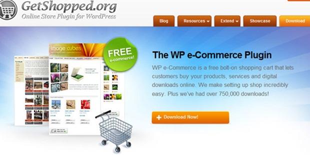 WP e-Commerce