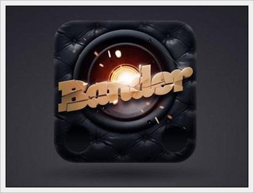 Bander iOS Icon by Jonas Eriksson