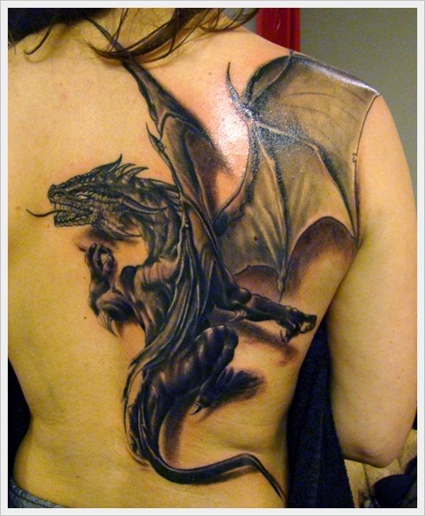 Mythological Tattoo Designs (1)