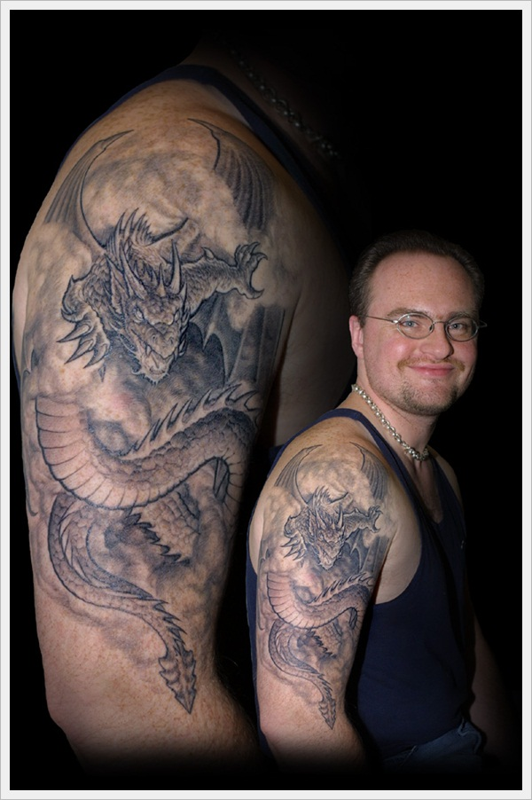 Mythological Tattoo Designs (15)
