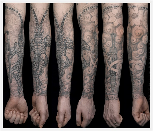 Mythological Tattoo Designs (24)