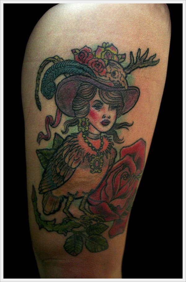 Mythological Tattoo Designs (26)