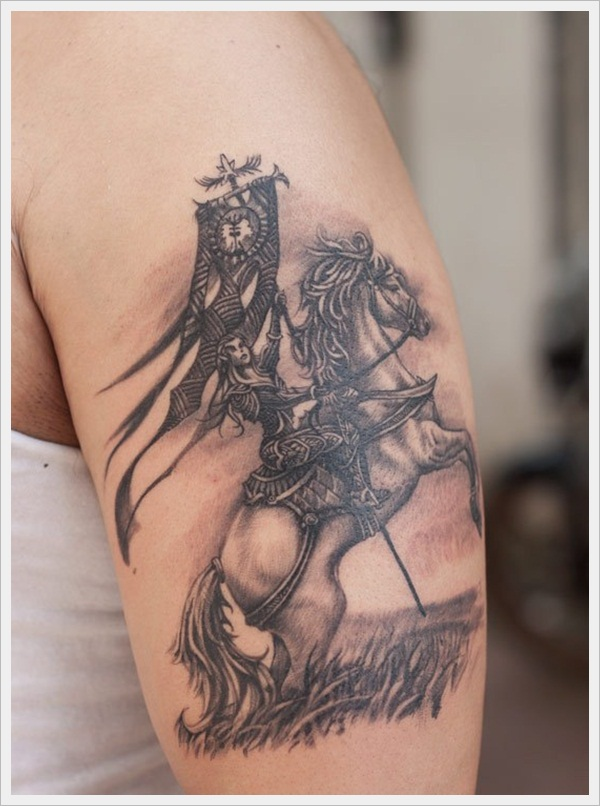 Mythological Tattoo Designs (30)