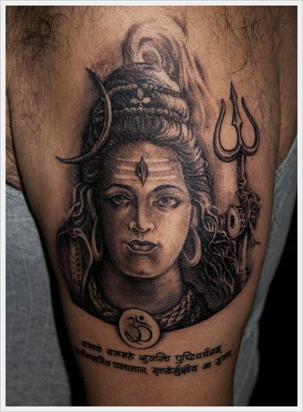 Mythological Tattoo Designs (31)