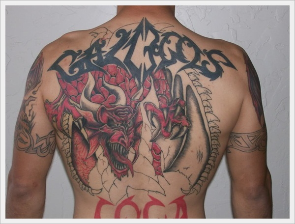 Mythological Tattoo Designs (33)