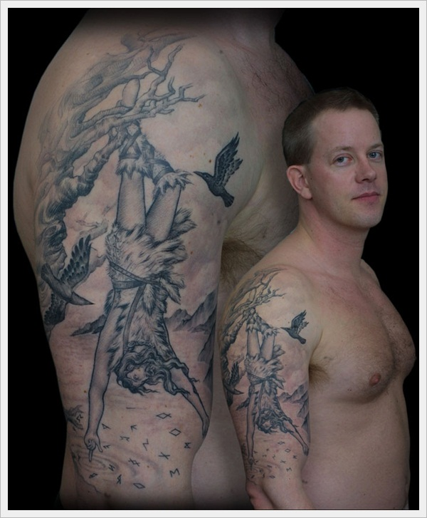 Mythological Tattoo Designs (34)
