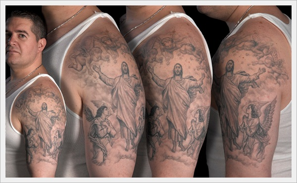Mythological Tattoo Designs (51)