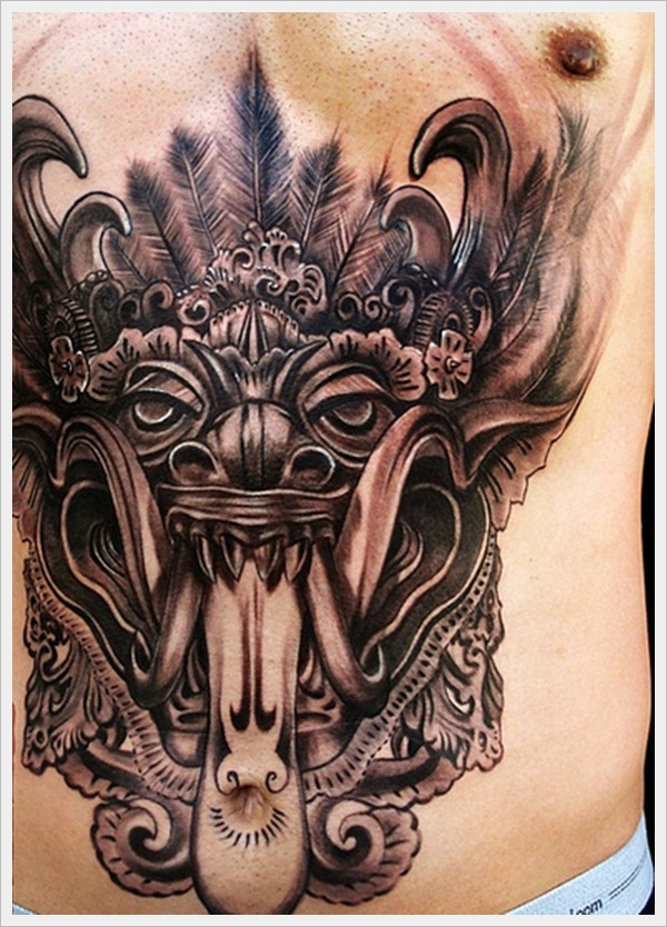 Mythological Tattoo Designs (9)
