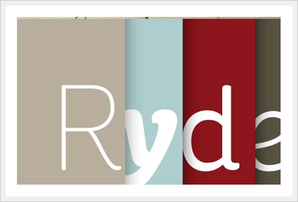 St Ryde