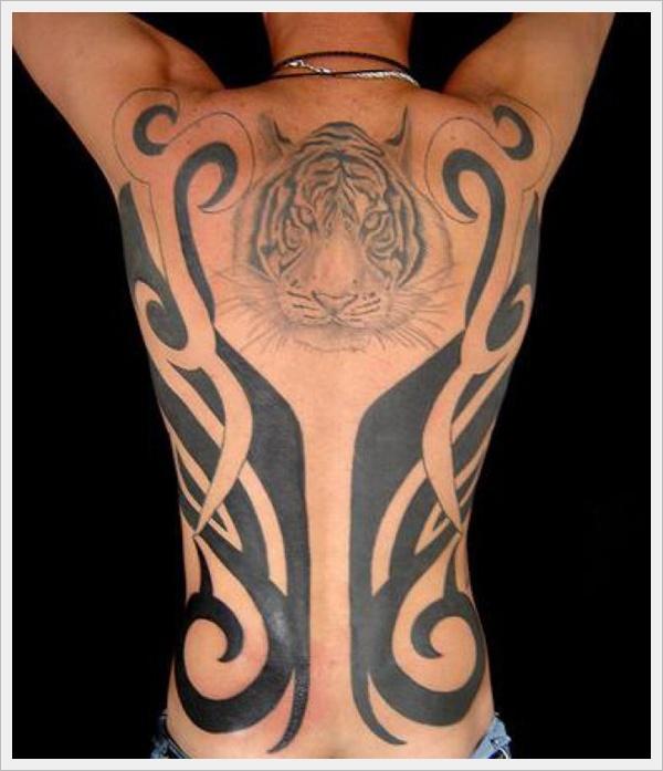 Tribal Tattoo Designs (10)