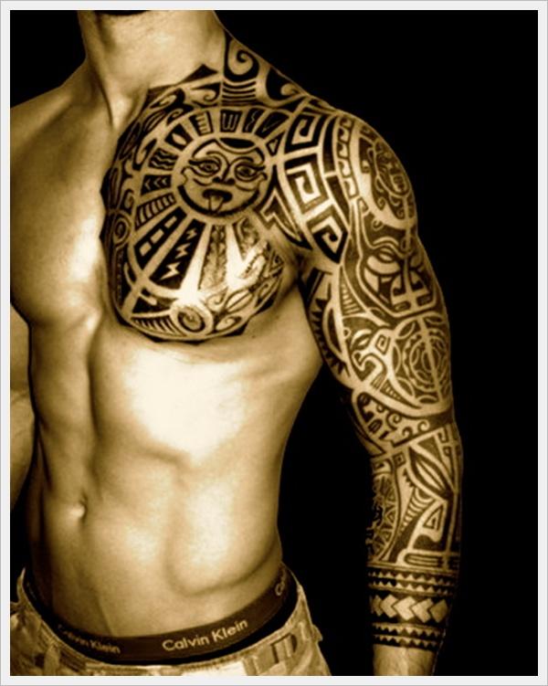 Tribal Tattoo Designs (16)