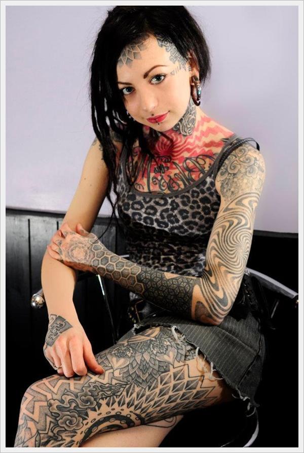 Tribal Tattoo Designs (20)