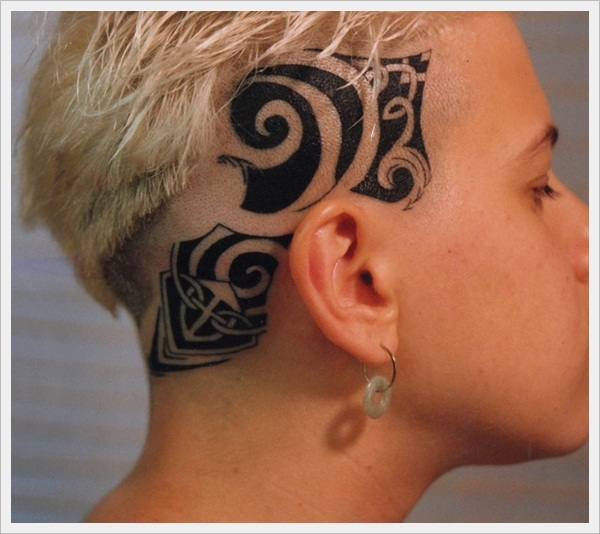 Tribal Tattoo Designs for girls (12)