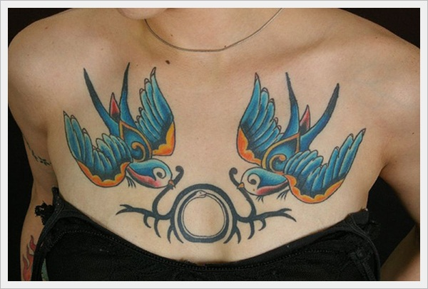 Tribal Tattoo Designs for girls (14)