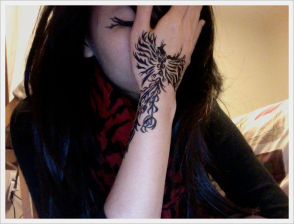 Tribal Tattoo Designs for girls (22)