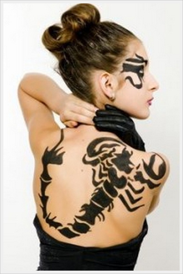Tribal Tattoo Designs for girls (25)
