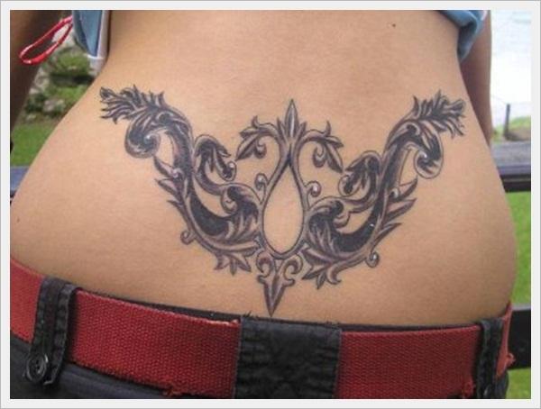 Tribal Tattoo Designs for girls (30)