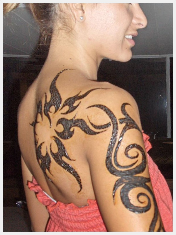 Tribal Tattoo Designs for girls (38)