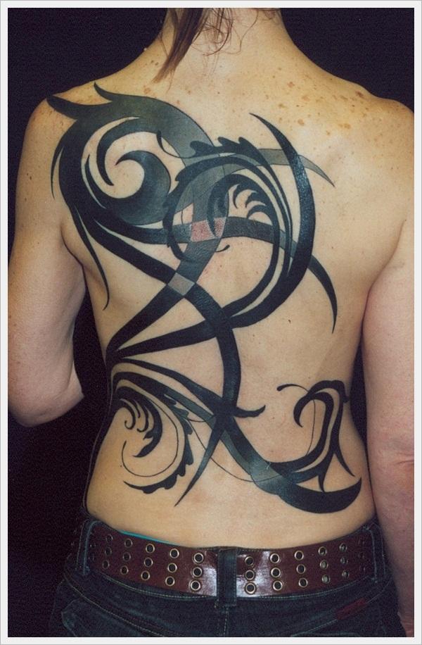 Tribal Tattoo Designs for girls (42)