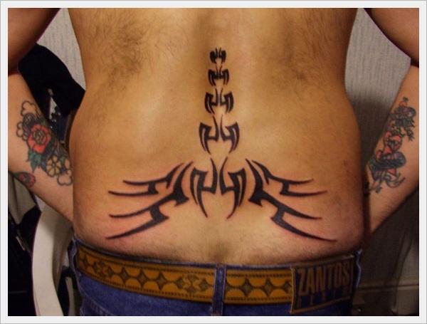Tribal Tattoo Designs for girls (45)