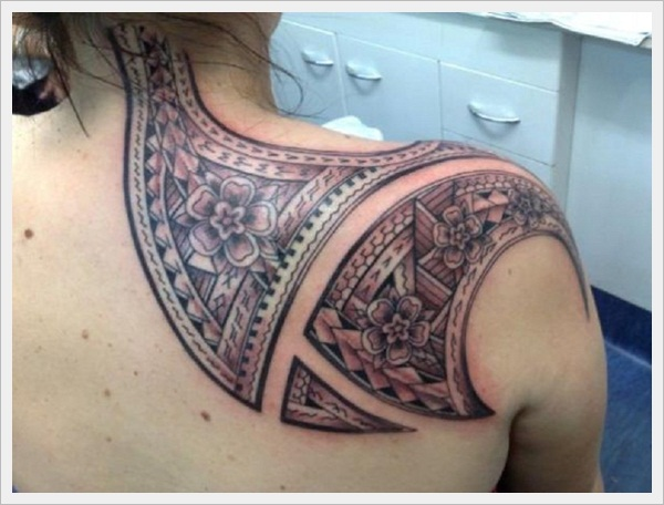 Tribal Tattoo Designs for girls (5)