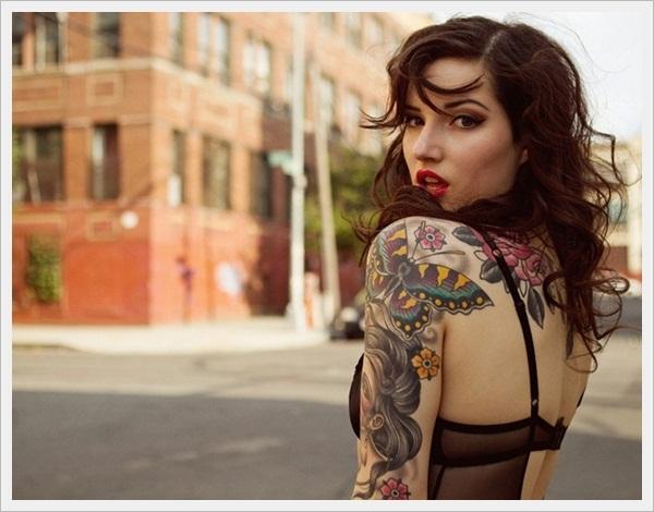 Tribal Tattoo Designs for girls (9)
