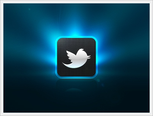 Twitter Icon Concept