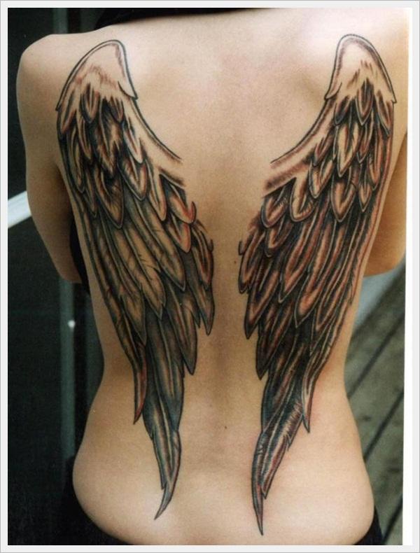 back tattoos for girls 13