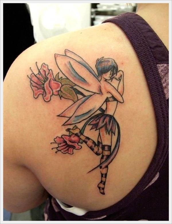 back tattoos for girls 29