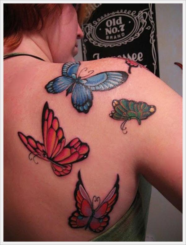 back tattoos for girls 36
