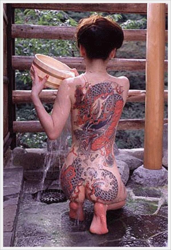 back tattoos for girls 39