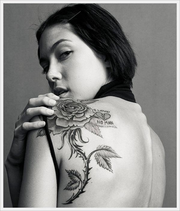 back tattoos for girls 41