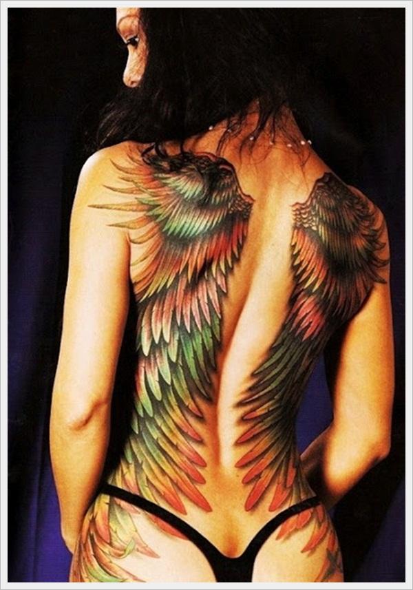 back tattoos for girls 44