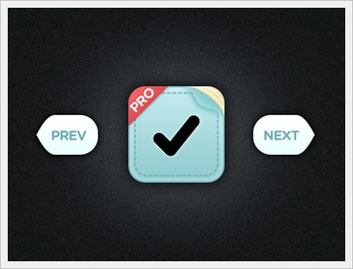 iPhone ToDo Icon