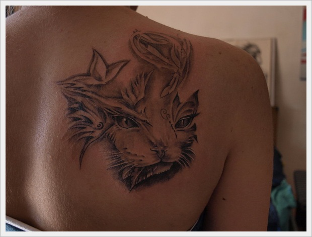 kittie tattoo