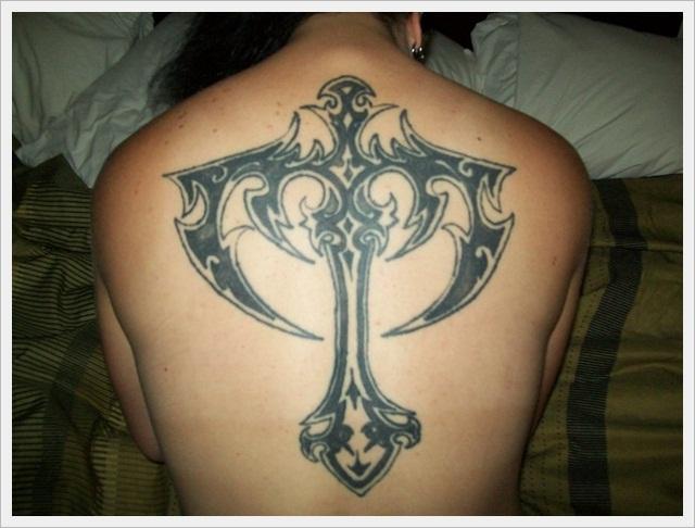 vampire cross