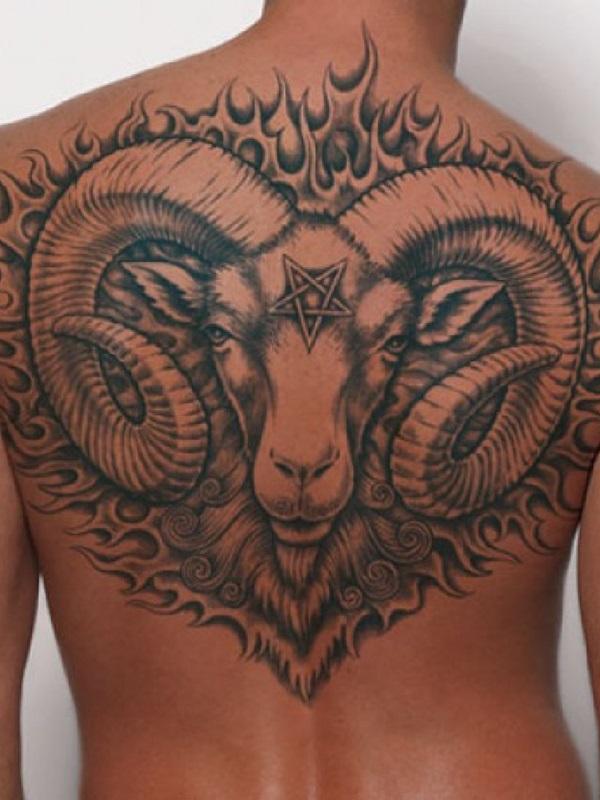 Tags Amazing  Aries Zodiac Tattoo Designs