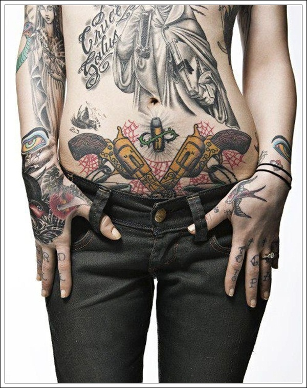 Full Body Tattoo Designs (1)