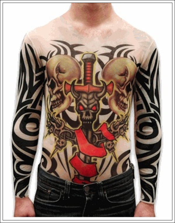 Full Body Tattoo Designs (12)