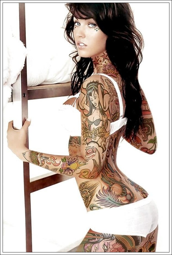 Full Body Tattoo Designs (15)