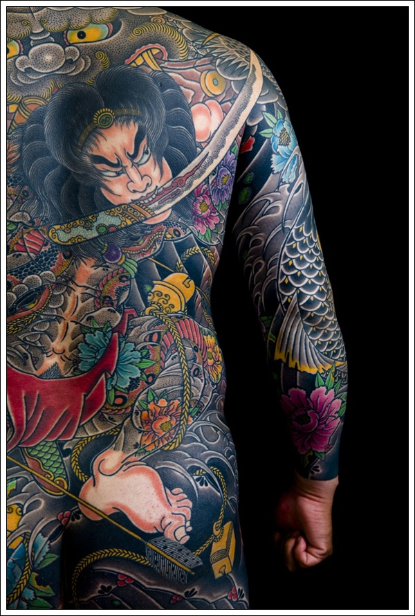 Full Body Tattoo Designs (17)