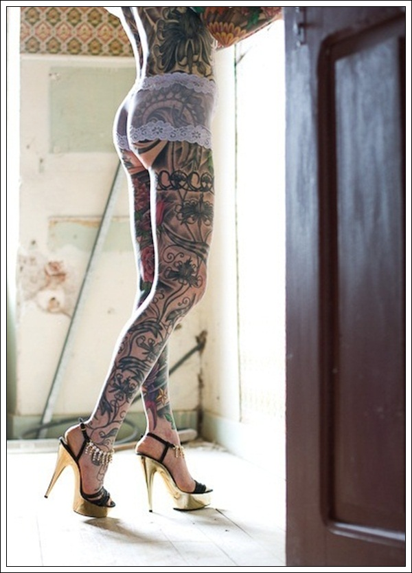 Full Body Tattoo Designs (4)