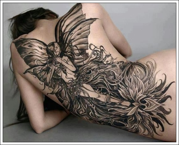 Full Body Tattoo Designs (8)