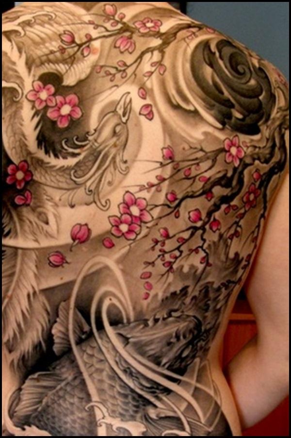 Diseños del tatuaje de Japnees (10)