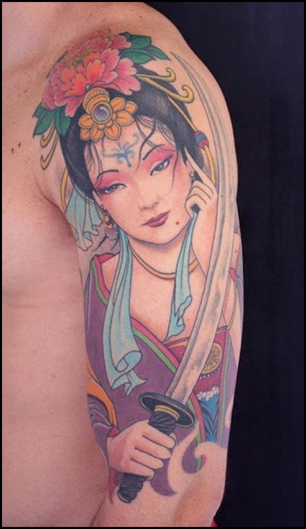 Diseños del tatuaje de Japnees (13)